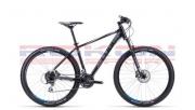 Cube Aim SL 27,5 mtb kerékpár 2015', fekete-szürke-kék
