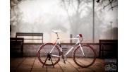 Csepel Torpedo vázra épített egyedi városi kerékpár