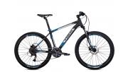 Trek 4300 Disc kerékpár, fekete