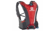 Salomon Skin Pro 3 Set Bright Red-Asphalt-White