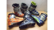 túrasí cipők, bakancsok