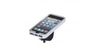 BBB i5 iPhone SZILIKON TARTÓ - FEHÉR akció