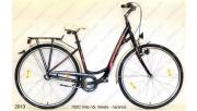 Caprine Ville 3i 3 sebességes női kerékpár
