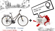 -15.000Ft Caprine Voyage női trekking kerékpár