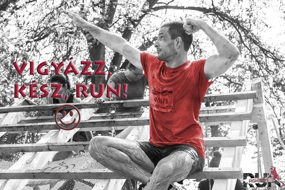 Fighters Run Forrás: www.fightersrun.com