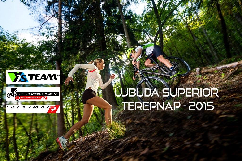 Újbuda Superior Terepnap 2015 Forrás: www.tereptriatlon.hu