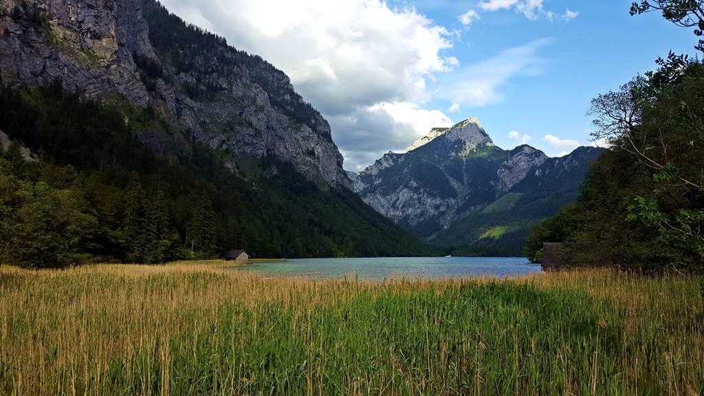 A túra elején a fahídhoz közeledve ez a látvány fogad bennünket ForrĂĄs: www.mozgasvilag.hu