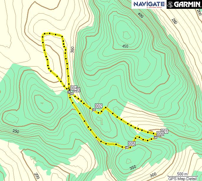 Harmashatar-hegy-szelzsak-futo-utvonal, rendszeresen futók részére