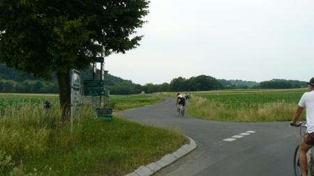 Szentgotthár kerékpártúra