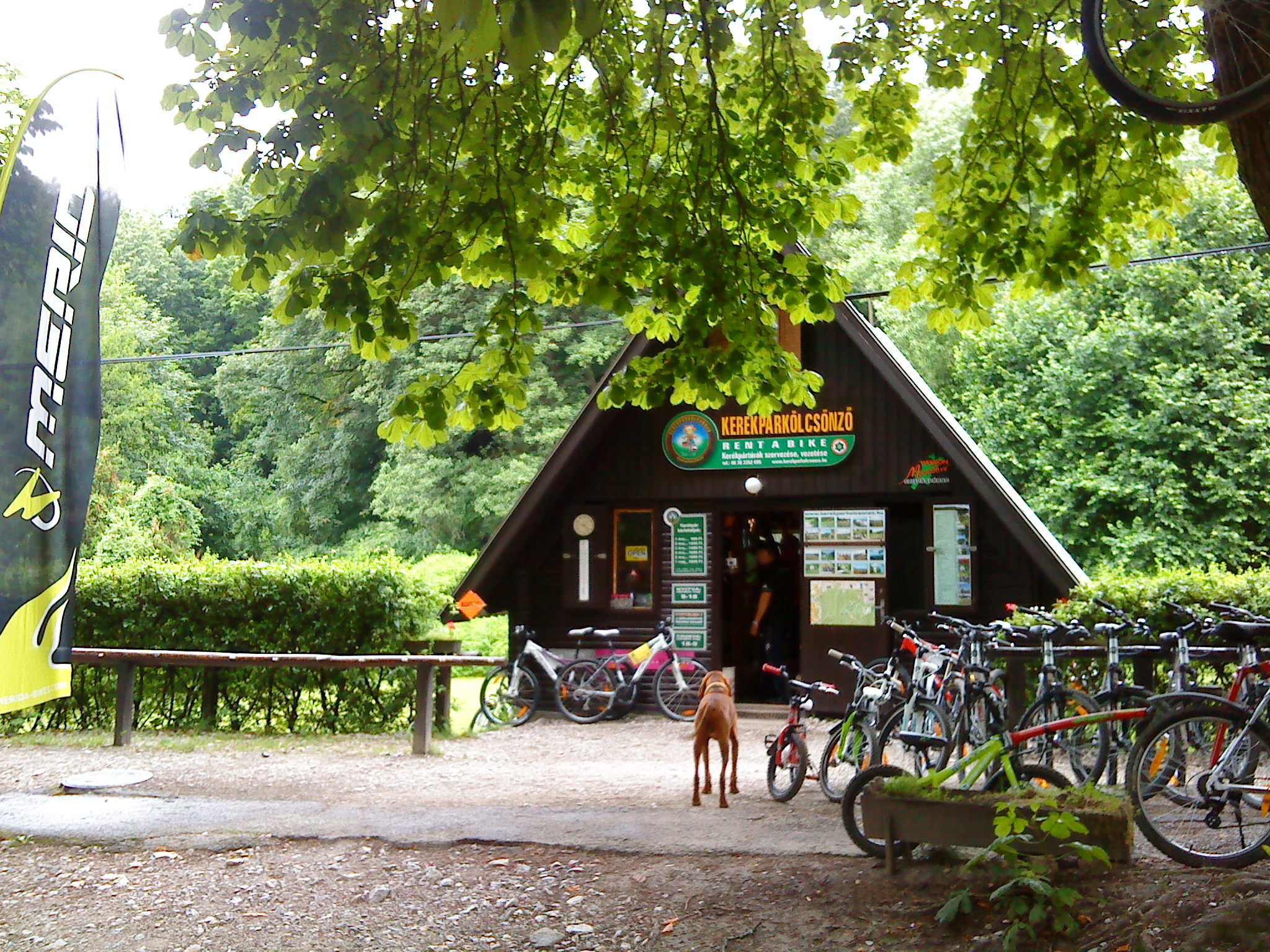 Kerékpárkölcsönző Szilvásvárad