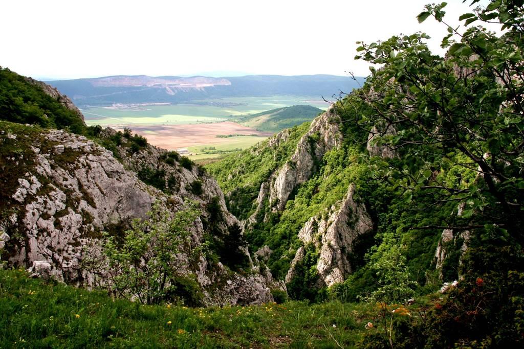 A sziklaperem lenyűgöző látvány! ForrĂĄs: www.mozgasvilag.hu