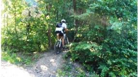 Mátraszentlászló - Ágasvár körtúra (Mountainbike)