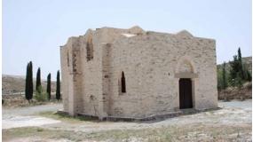 Avdellero - Panagia Stazousa templom gyalogtúra