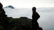 Zöld-tó völgyön át a Fehér-tavi csúcsig