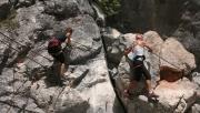 Hias klettersteig Ramsau