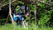 Árokugró őrségi kerékpártúra