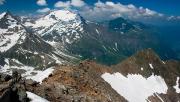 Herzog Ernst Spitze 2933 m, Rauris, Ausztria