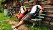 Eibsee kerékpárral
