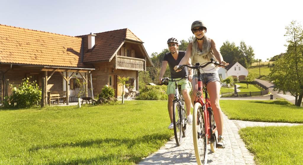 Bringázás Dél-Burgenlandban Forrás: (c) Südburgenland Tourismus_steve.haider.com 2015