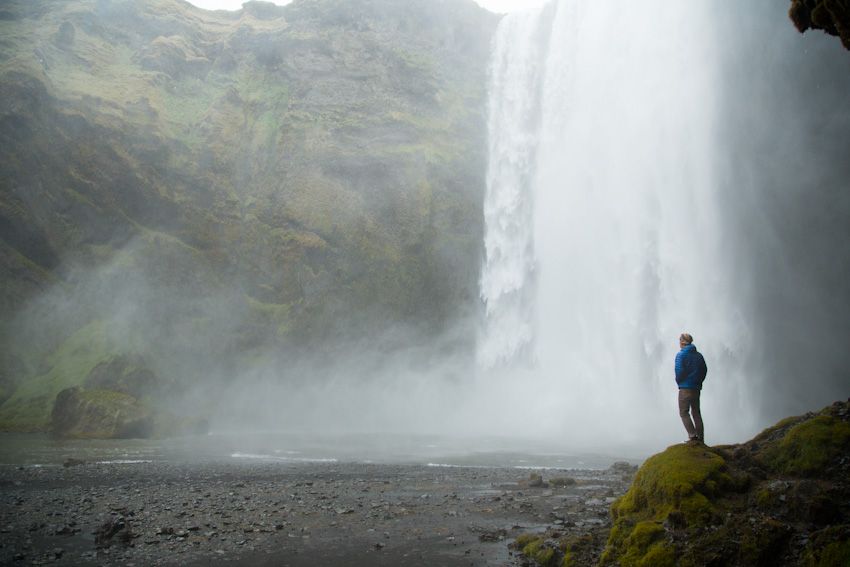 Vizes kalandhoz Forrás: Adam Clark- the North Face