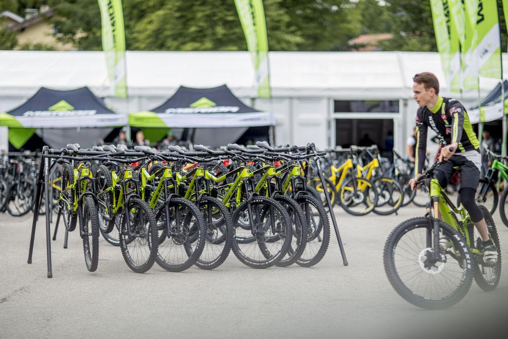 Merida kerékpár tesztnap