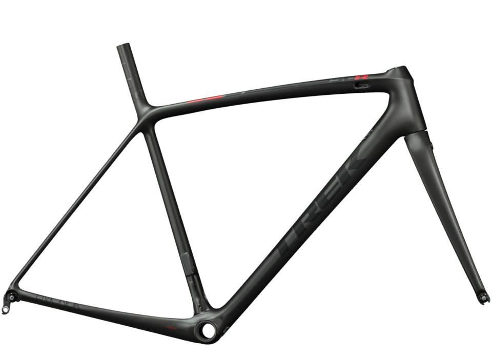 UCI által jóváhagyott váz (TREK-ESLR-RD) Forrás: facebook.com/TrekKerekpar