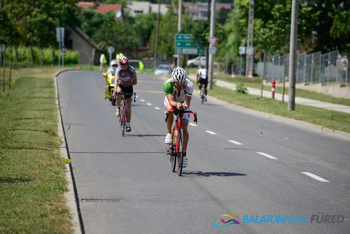 Végre komplett volt a bringásszerkóm Forrás: Balatonman