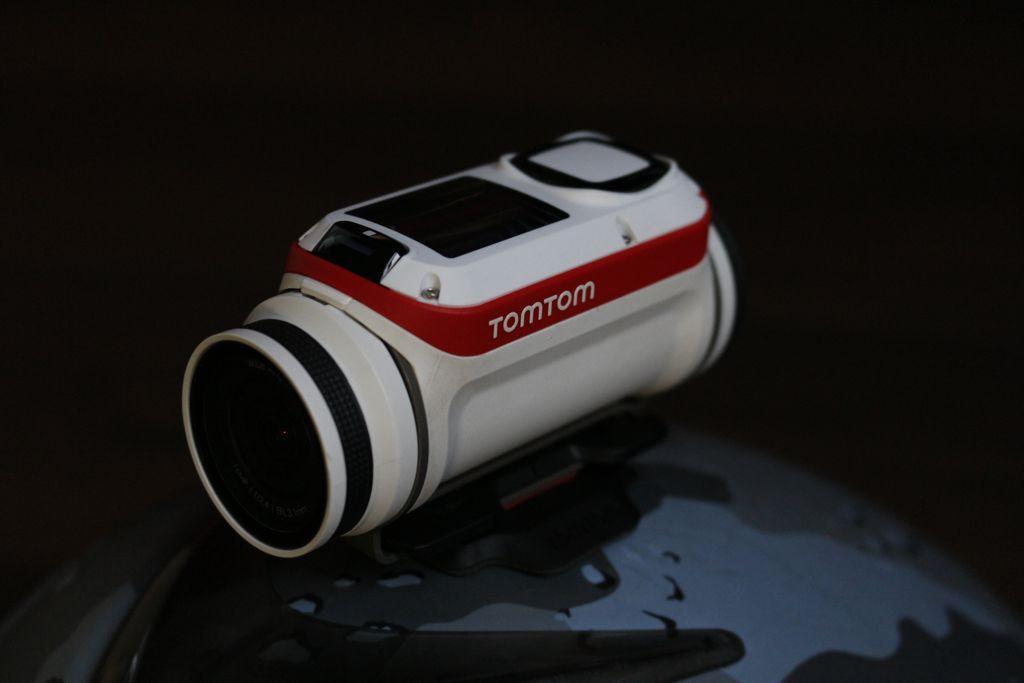 TomTom Bandit Action Cam Forrás: Mozgásvilág.hu