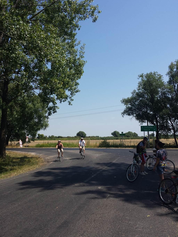 Aszfaltos kerekezés Nyárádra Forrás: www.mozgasvilag.hu