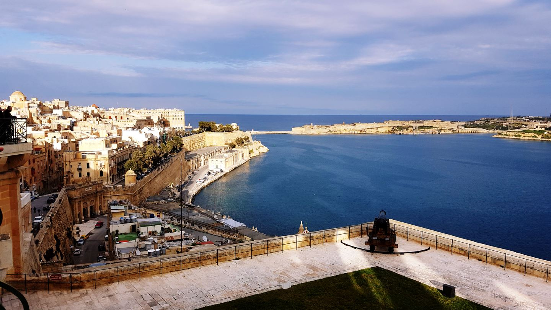 Valletta - Nagy Kikötő