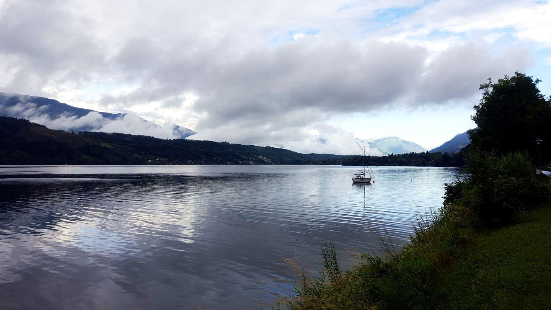 Millstatti-tó tókerülő túra Forrás: www.mozgasvilag.hu