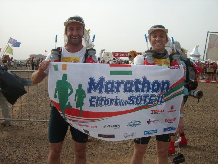Marathon Effort for SOTE II