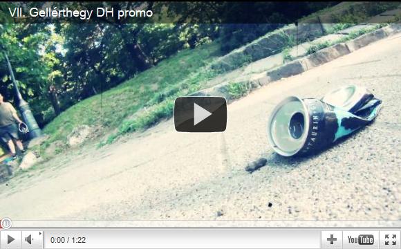 VII. Gellérthegy DH promo