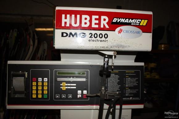 Huber DMG2000