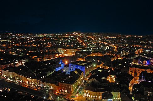 Ljubljana Forrás: www.slovenia.info