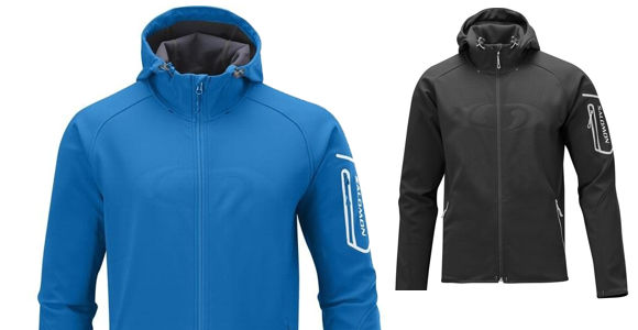 Salomon 360° Hoody II Zip Jacket