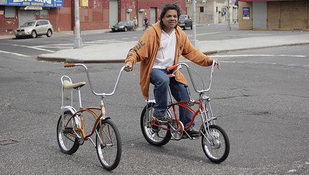 Két bringán egy seggel nem lehet
