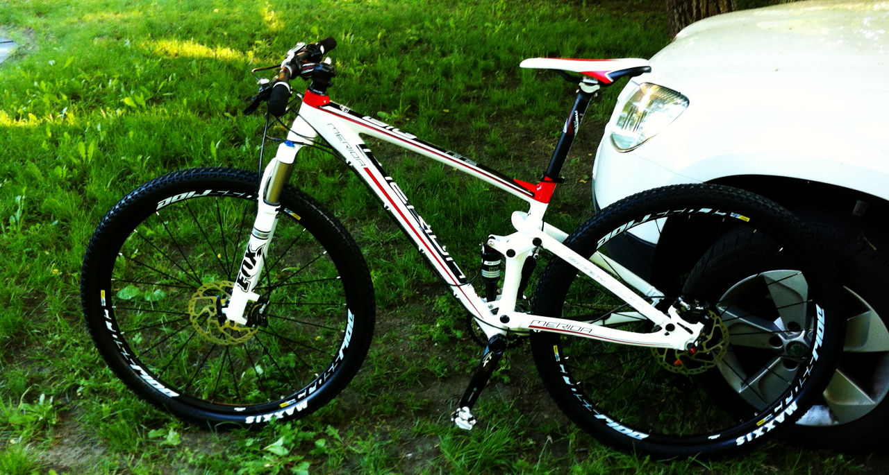 Merida big Ninety-Nine XT-M