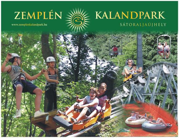 Zemplén Kalandpark