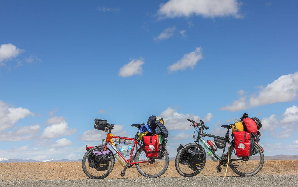 A bringákra az egész utazós életünk elfér Forrás: Magunkútján.hu