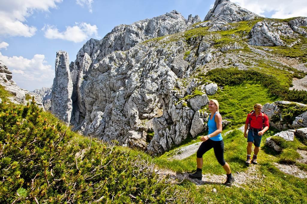 Seeberg Forrás: (c) Steiermark Tourismus, Ikarus