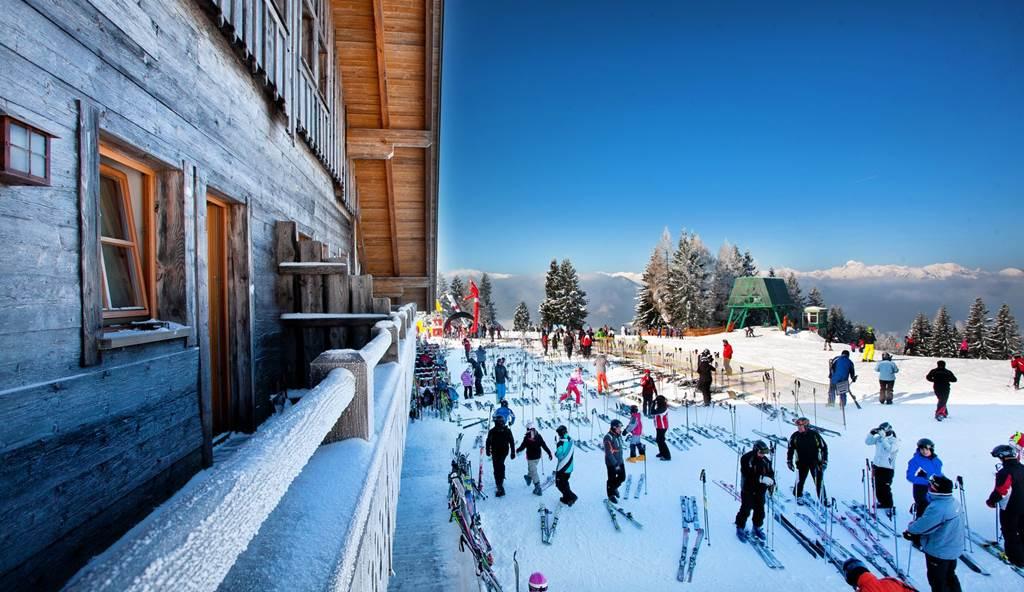 Alpska Perla alpesi menedékház Forrás: (c) Hotel Cerkno