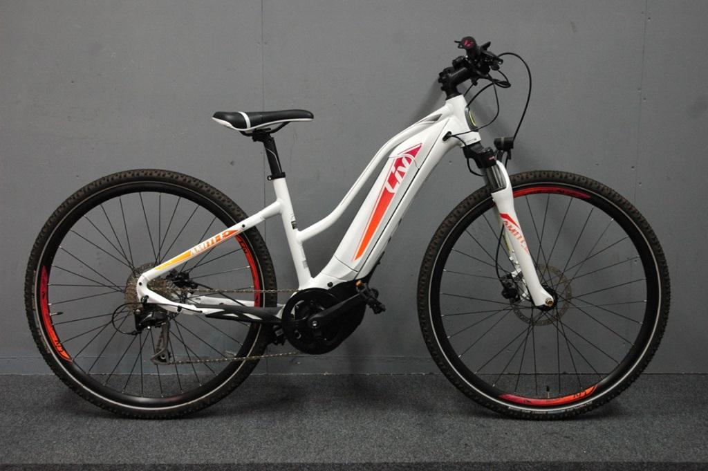 Amiti E+ 2 elektromos túrakerékpár wmn