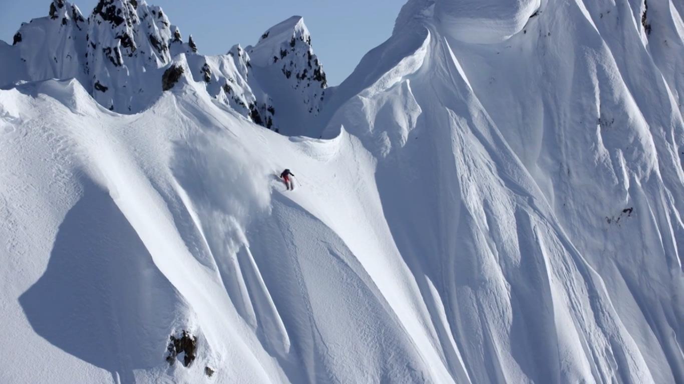Angel Collinson Alaszkában Forrás: Vimeo