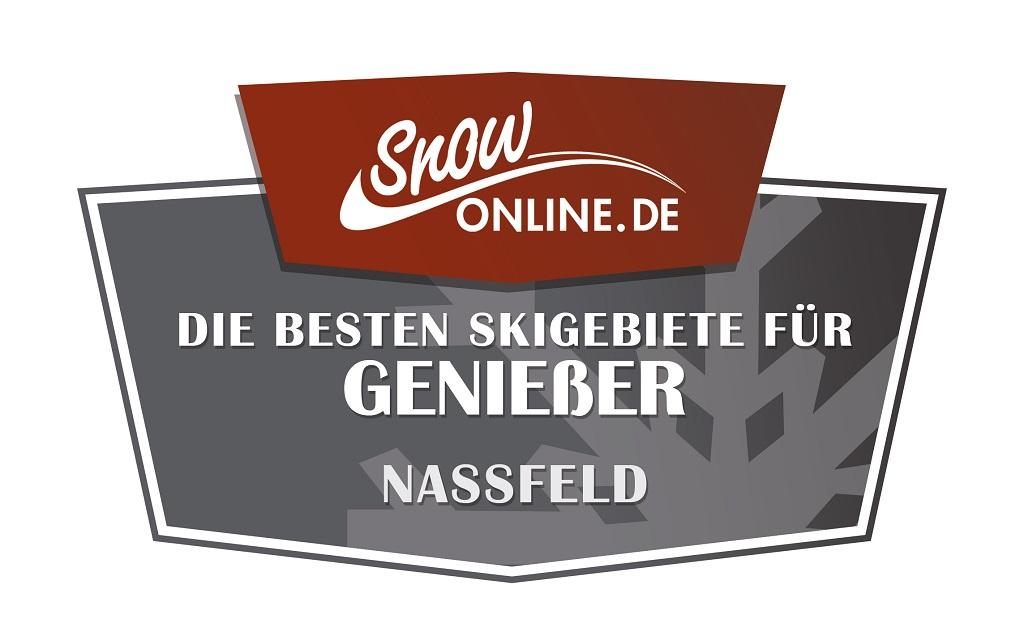 A díj Forrás: www.nassfeld.at/hu