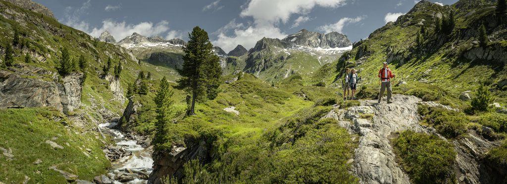 Berge Forrás: Österreich Werbung