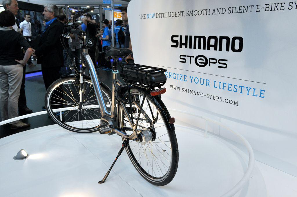 Shimano STEPS Forrás: Paraferee - Mozgásvilág.hu