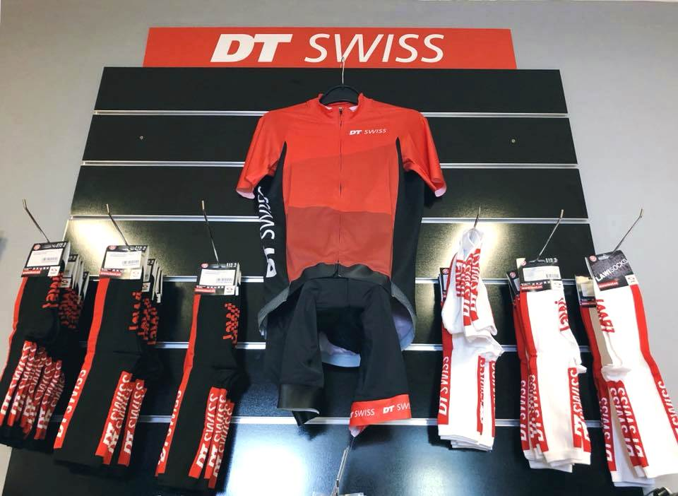 DT Swiss ruházat