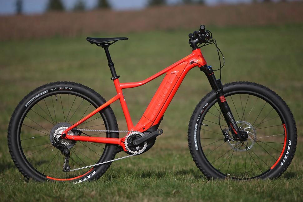 Dirt E+ 1 Pro elektromos kerékpár Syncdrive Pro motorral