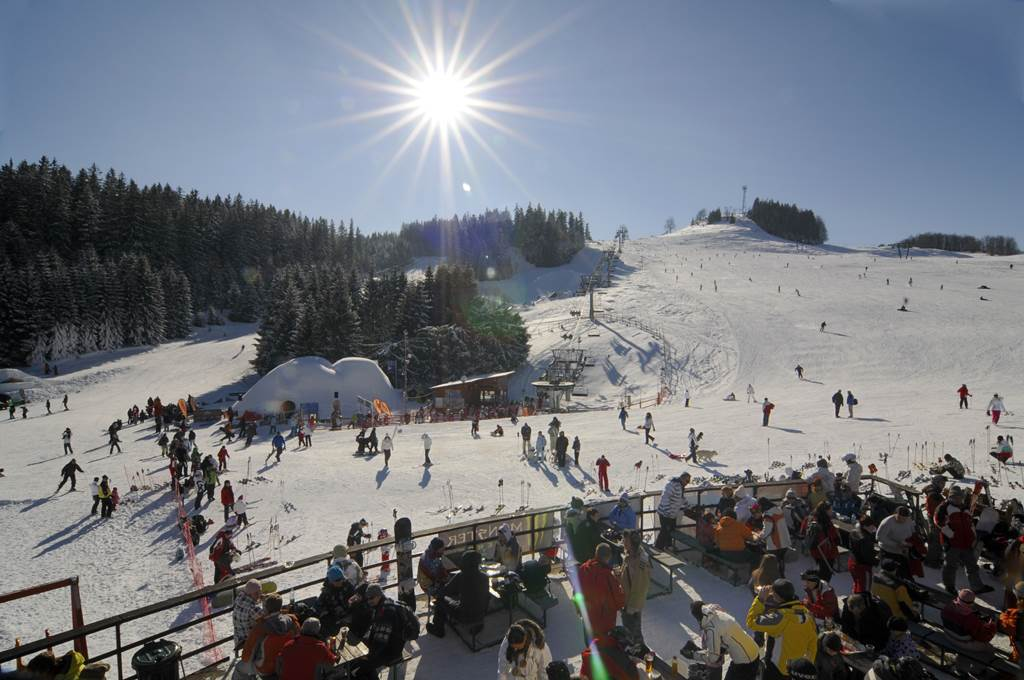 Donovaly Forrás: snowpark.sk